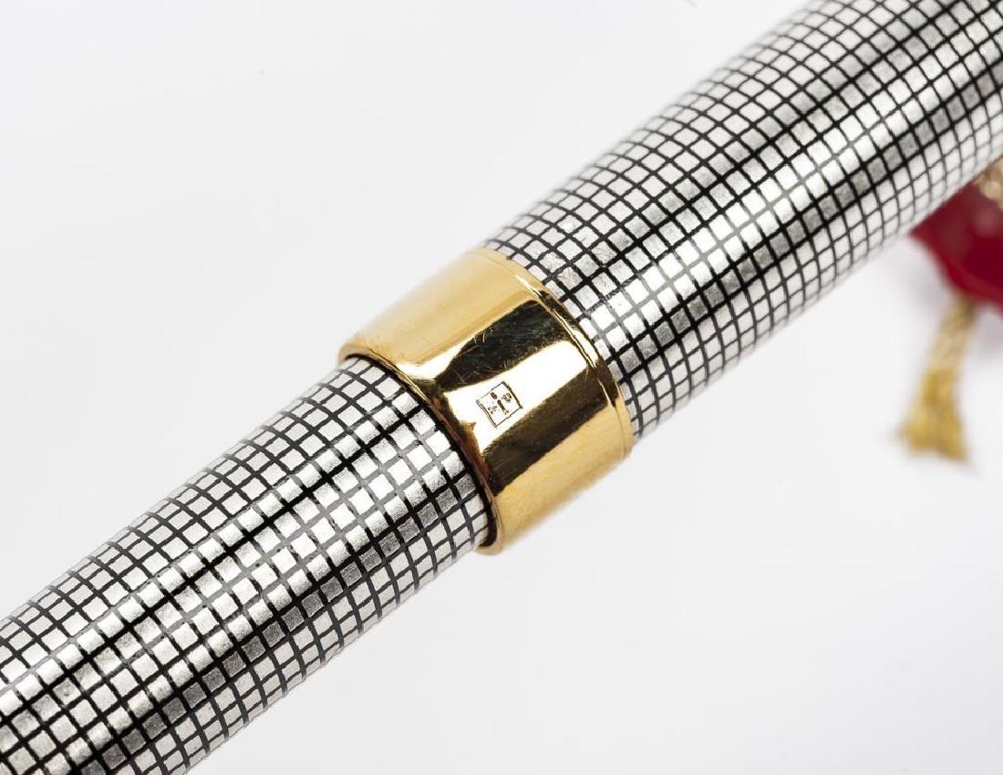 Sterling Parker Sonnet Cisele Rollerball Pen in OB - 5
