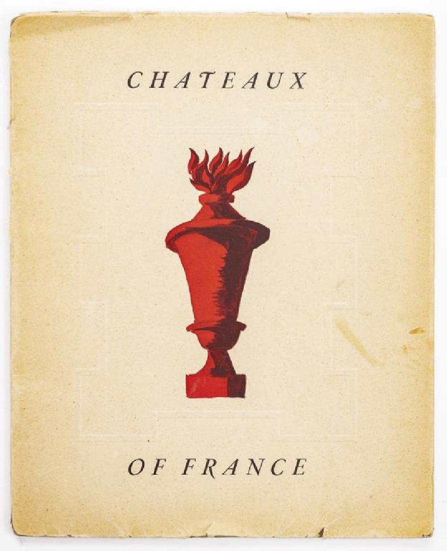 3 Books on France C. 1930s-1940s - 3