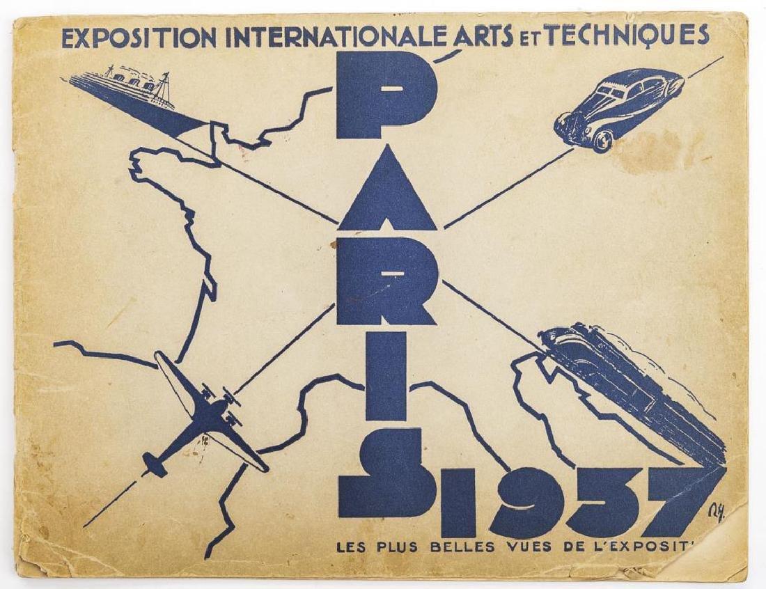 3 Books on France C. 1930s-1940s - 5
