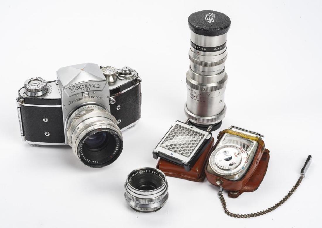 Ecaxta VX Camera Outfit