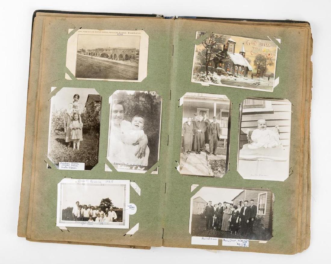 Early 20th Century Scrap Book