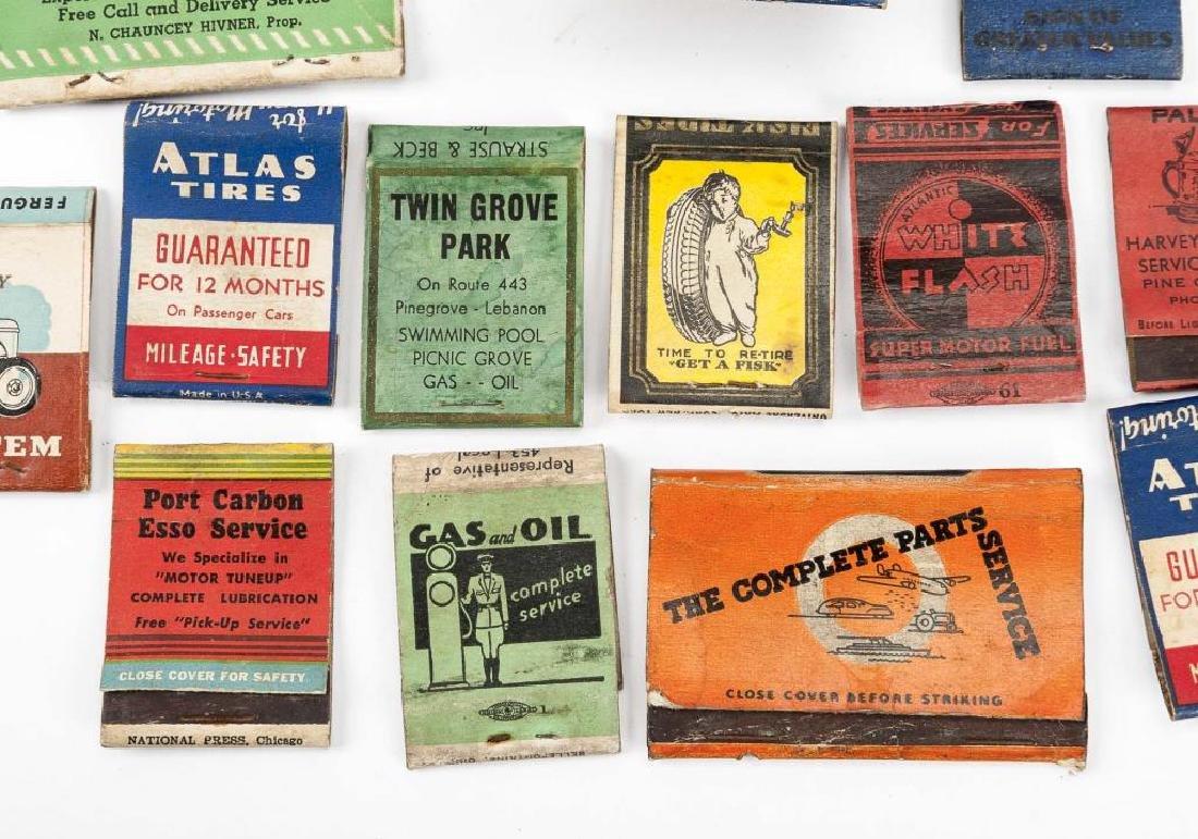 52 Matchbooks - Transportation & Service Stations - 5