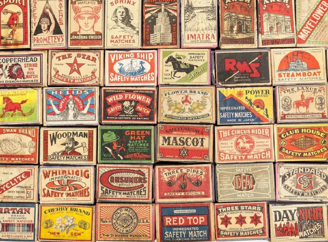 173 Safety Match Containers - 4