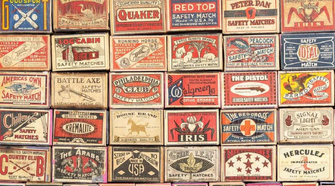 173 Safety Match Containers - 5