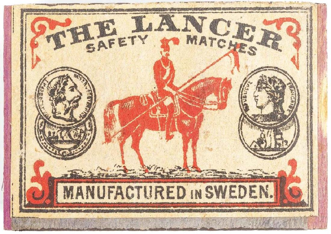 173 Safety Match Containers - 7
