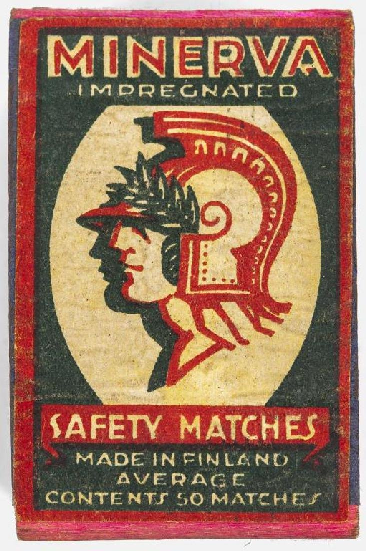 173 Safety Match Containers - 8