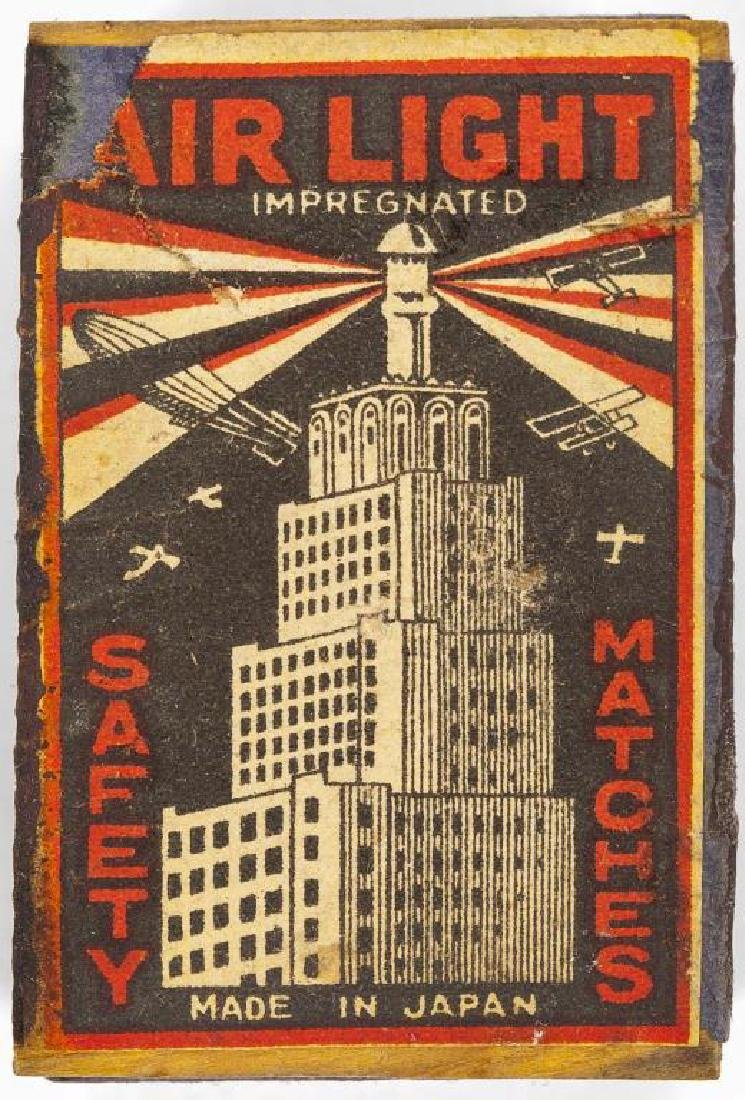 173 Safety Match Containers - 9