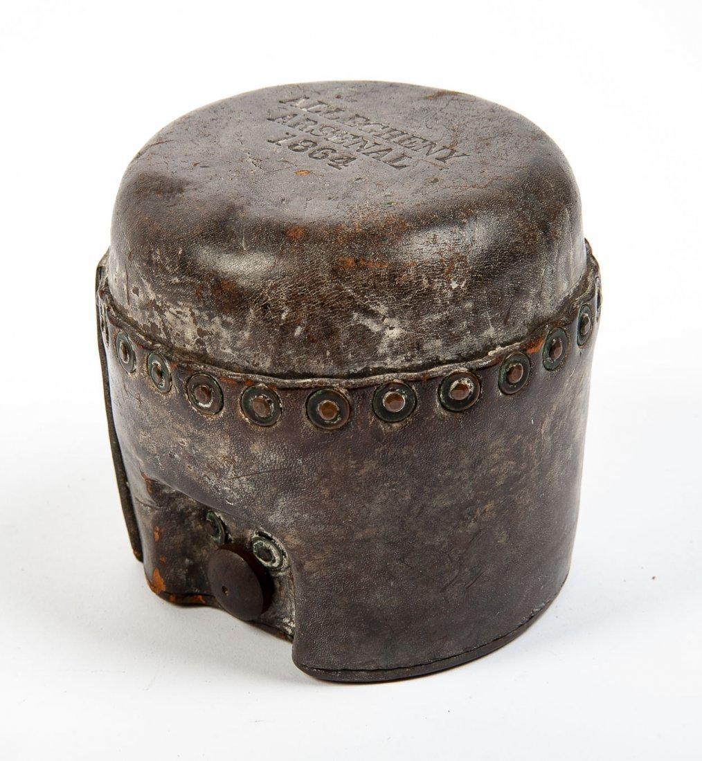 Civil War Artillery Limber Cap - 2