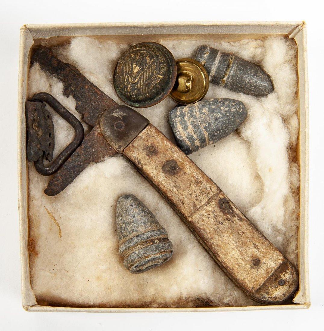 Civil War Souvenir Relics - 2