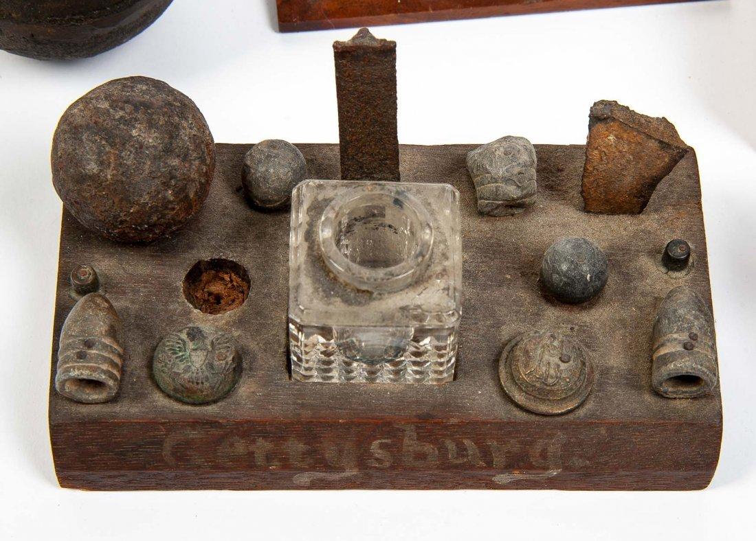 Civil War Souvenir Relics - 5