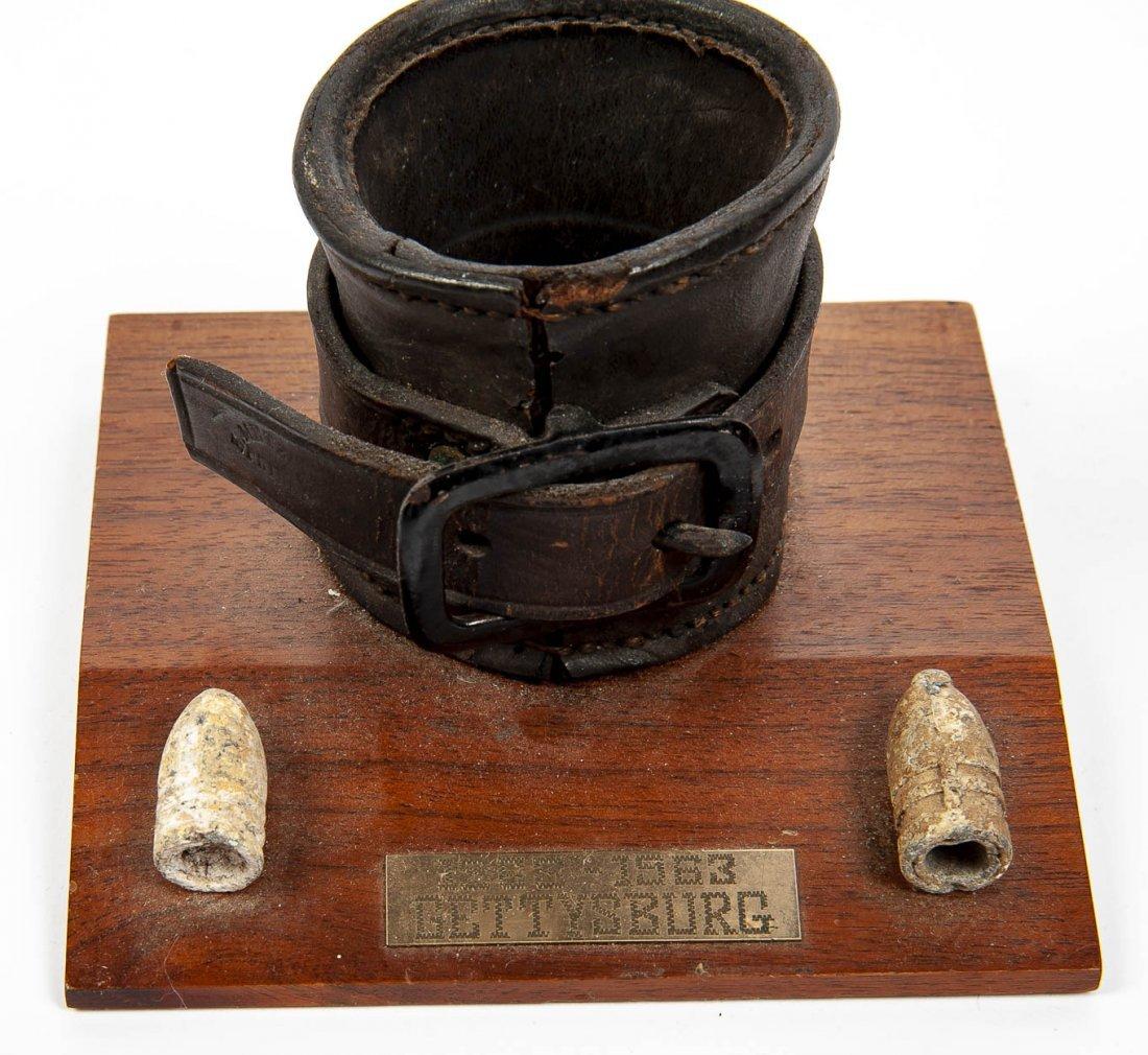 Civil War Souvenir Relics - 7