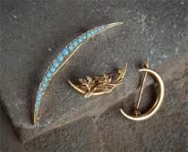 3 Pins incl Victorian