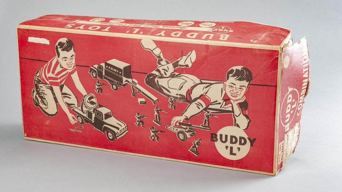 Buddy L Army Combination 5560 in OB - 5