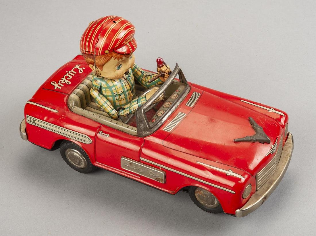 San Tin Litho Electric Lucky Car