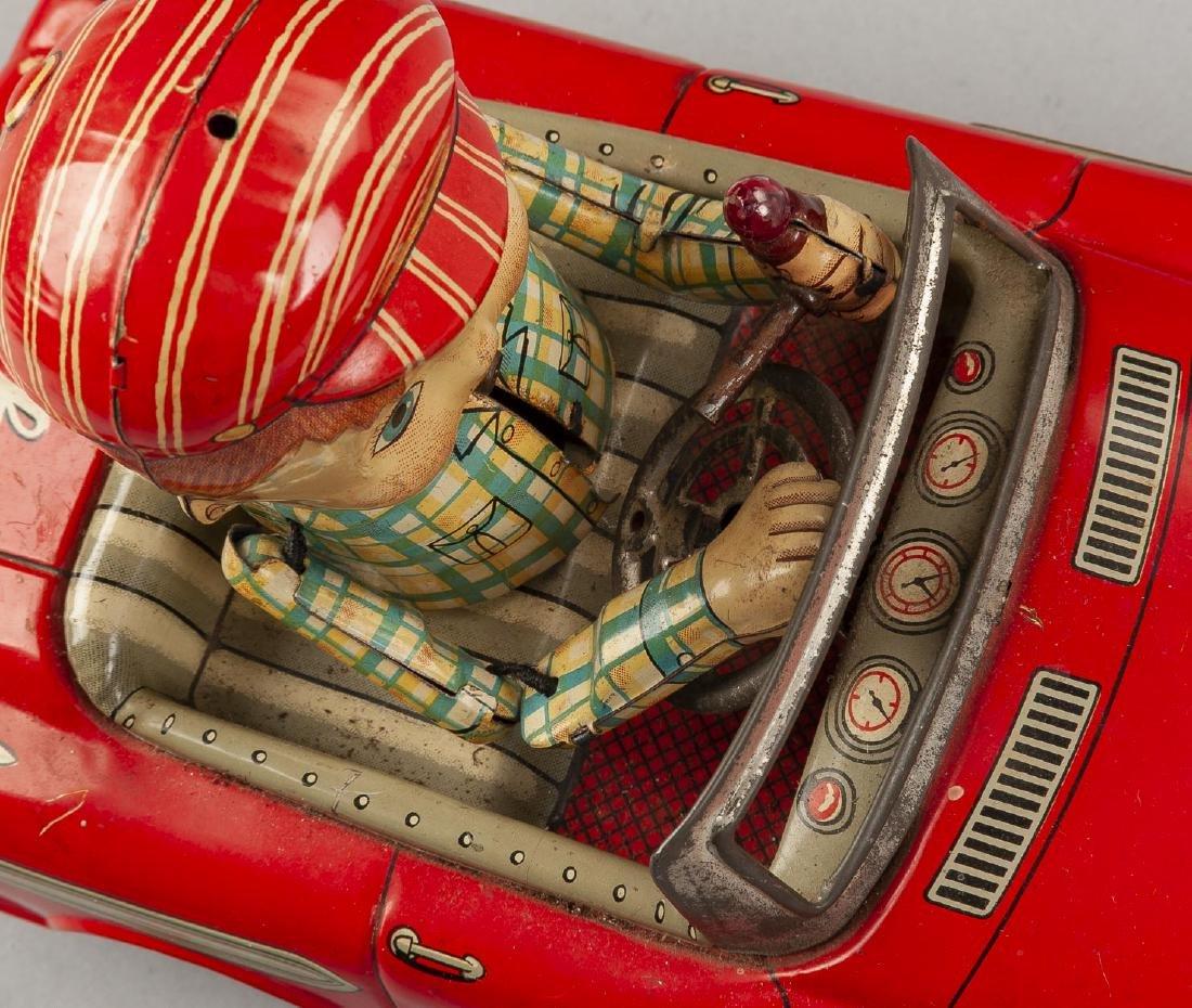 San Tin Litho Electric Lucky Car - 2