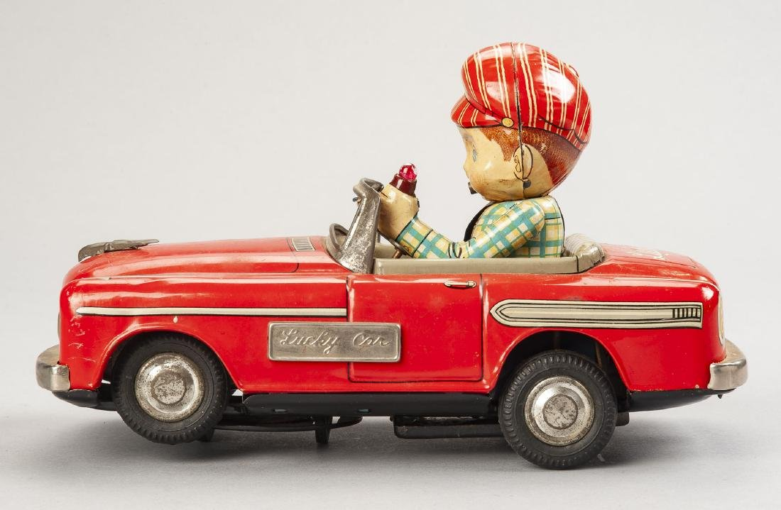 San Tin Litho Electric Lucky Car - 3