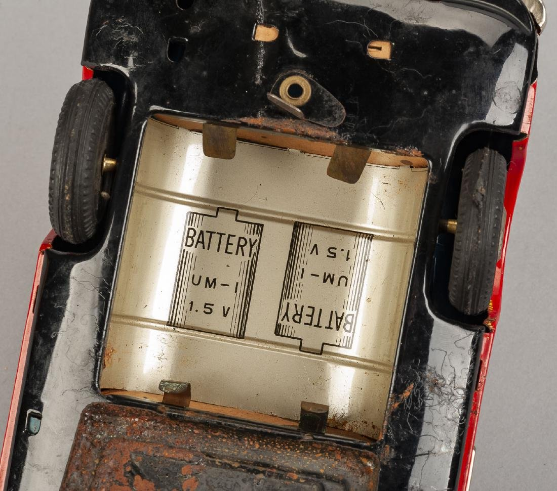 San Tin Litho Electric Lucky Car - 5
