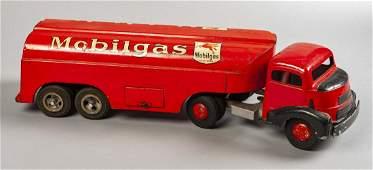 Pressed Steel Smith Miller Mobile Gas Tanker Truck