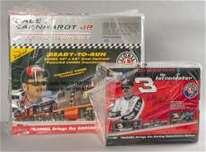 Lionel Earnhardt Train Set  Expansion Pack in OBs