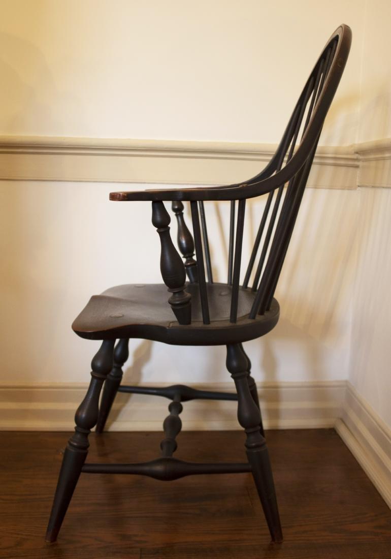 Set 8 Windsor Chairs - 3