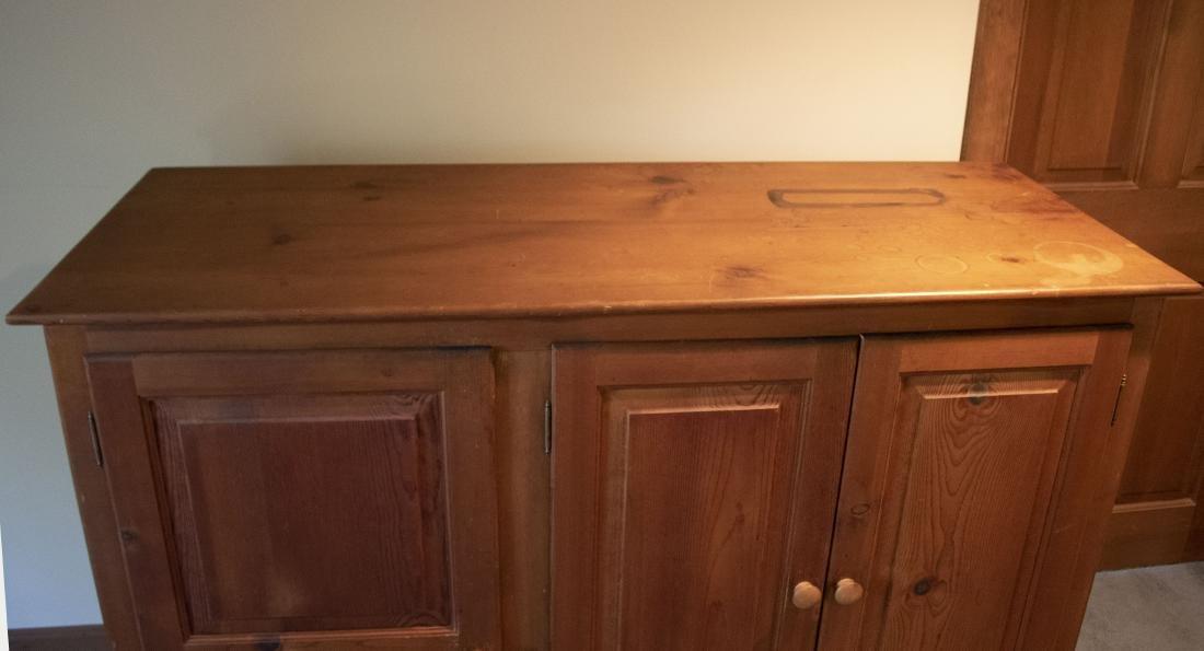 Pine Cabinet - 4