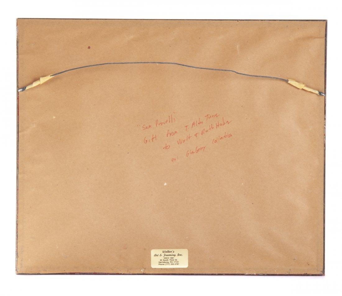4 pcs Talbot Alden Turner (Pennsylvania, 20th C.) - 11