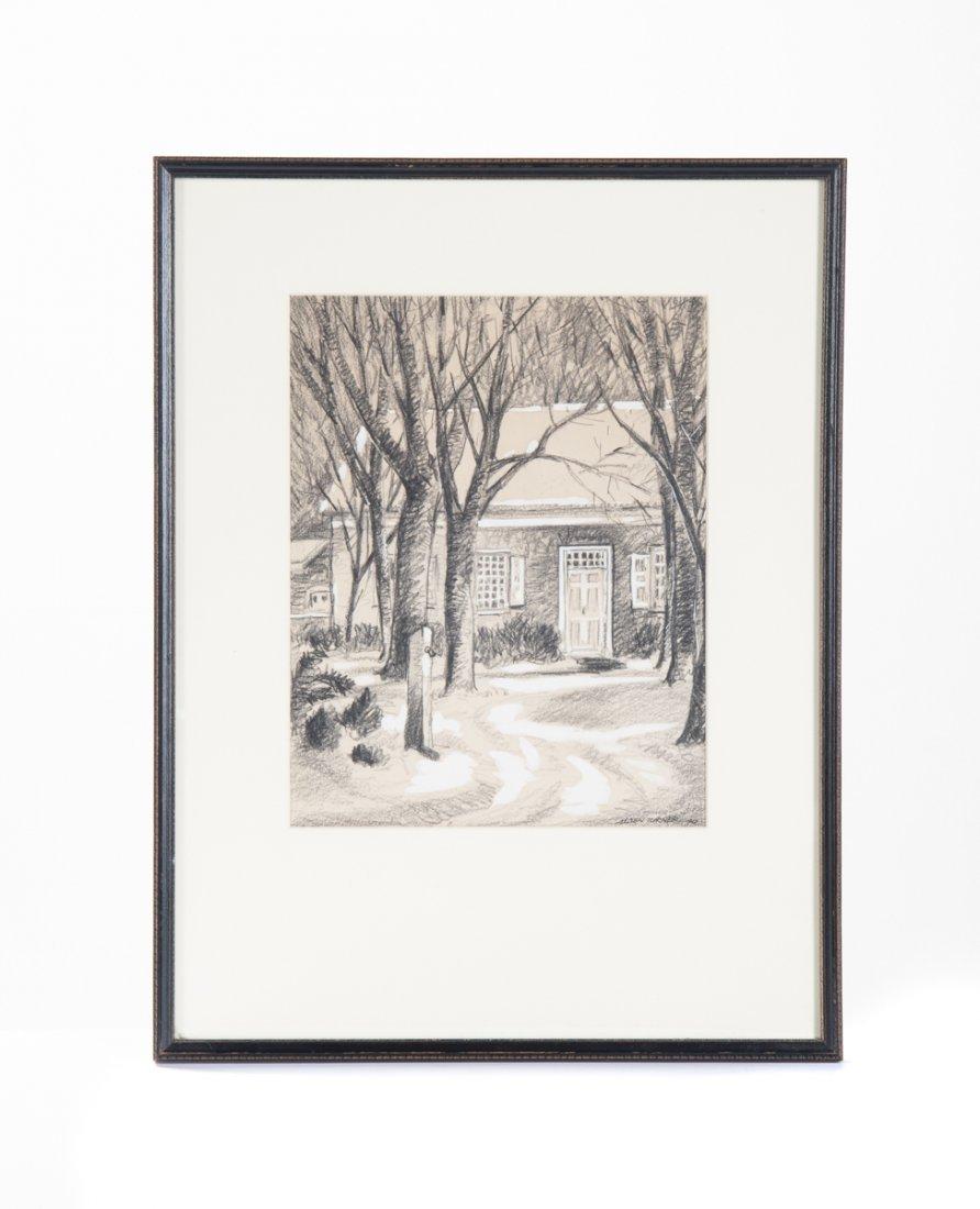 4 pcs Talbot Alden Turner (Pennsylvania, 20th C.)