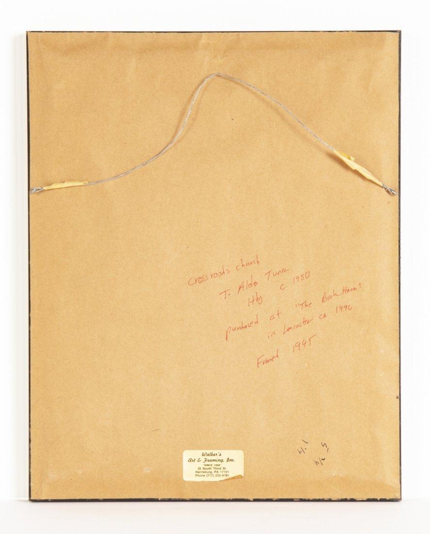 4 pcs Talbot Alden Turner (Pennsylvania, 20th C.) - 6