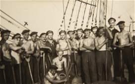 WWI Era Naval Photo Album