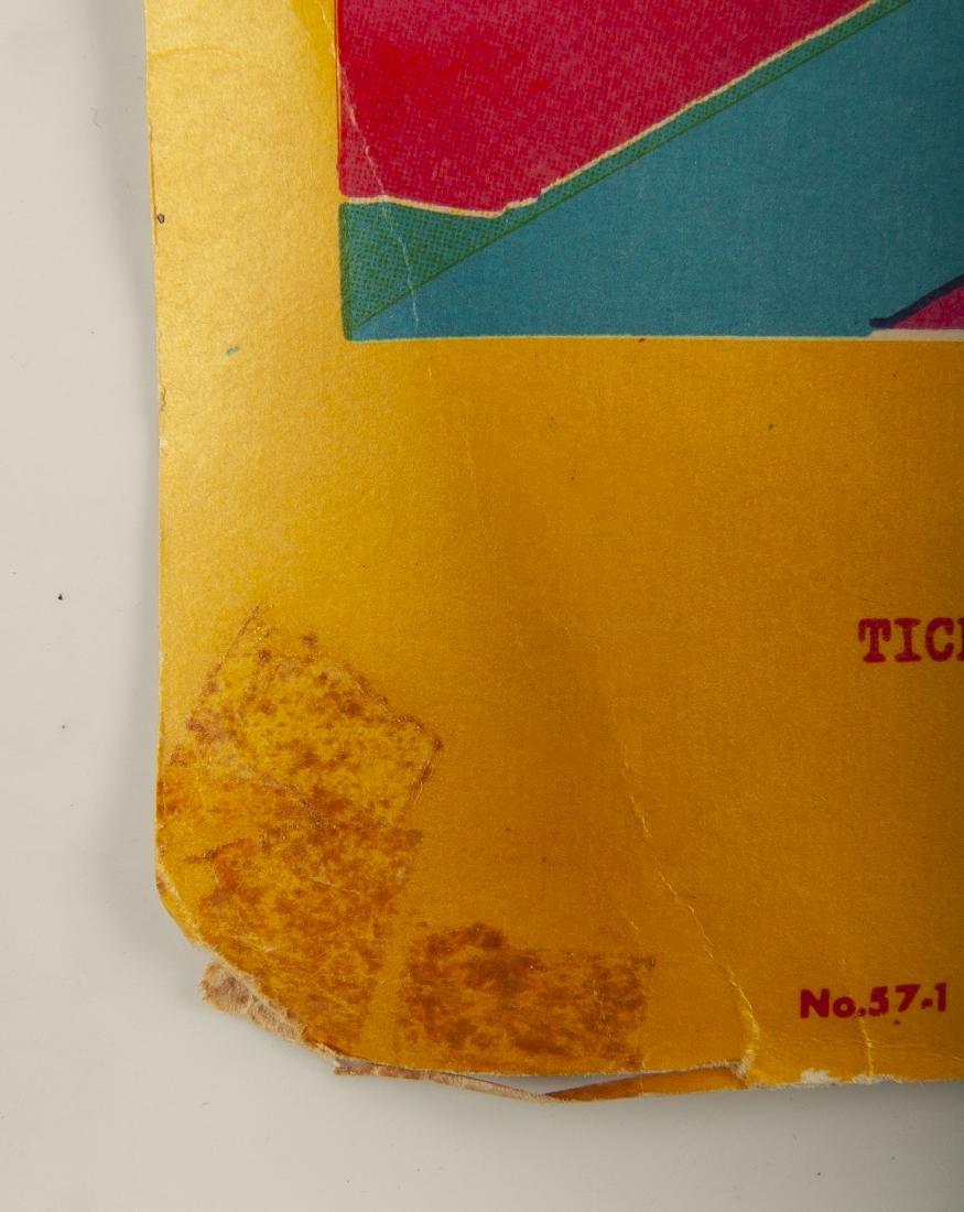 2 1967 Concert Posters Incl The Doors - 8