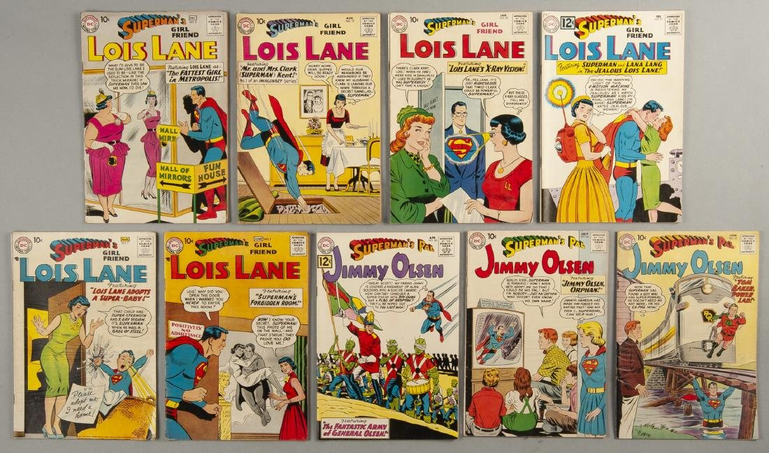 18 Lois Lane and Jimmy Olsen Comics - 3