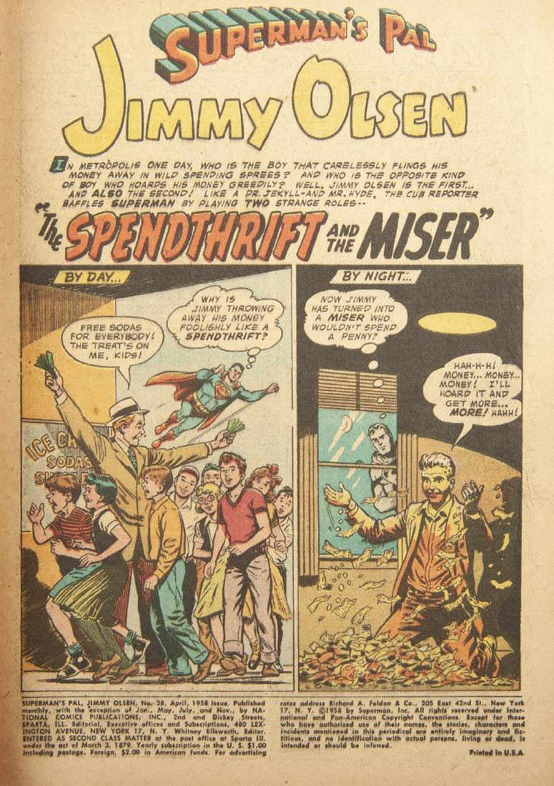 18 Lois Lane and Jimmy Olsen Comics - 6