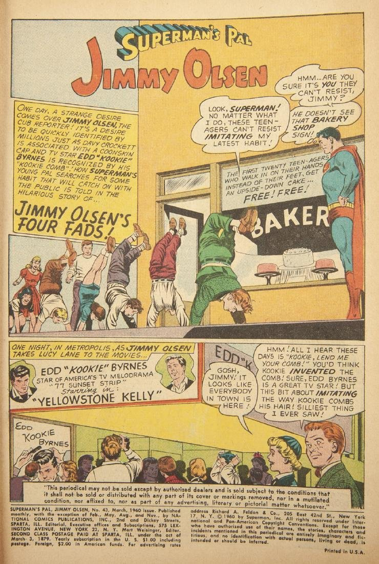 18 Lois Lane and Jimmy Olsen Comics - 7