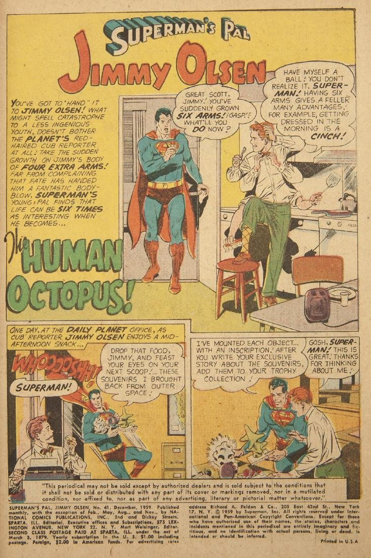 18 Lois Lane and Jimmy Olsen Comics - 8