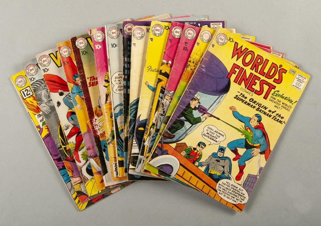 14 World's Finest Comics