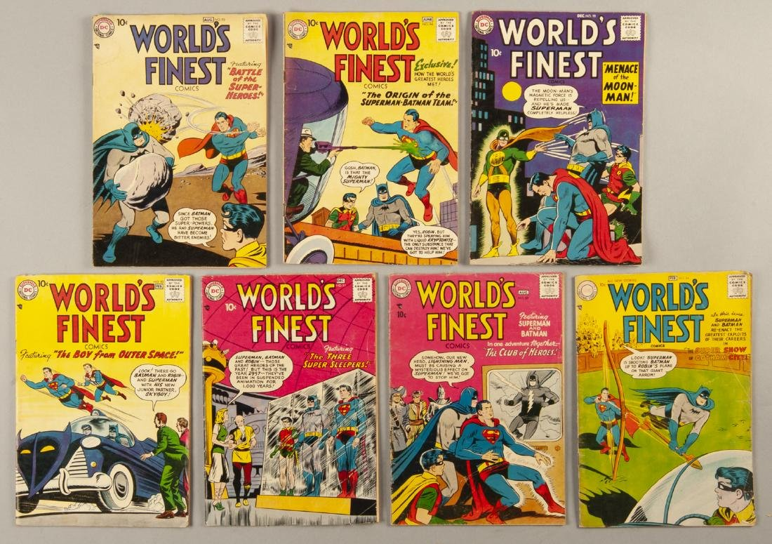 14 World's Finest Comics - 2