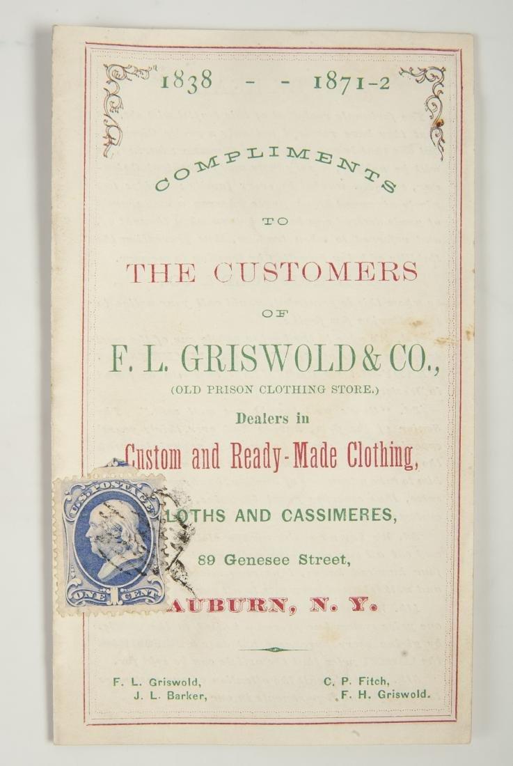 15 19th Century U.S. Covers - 6