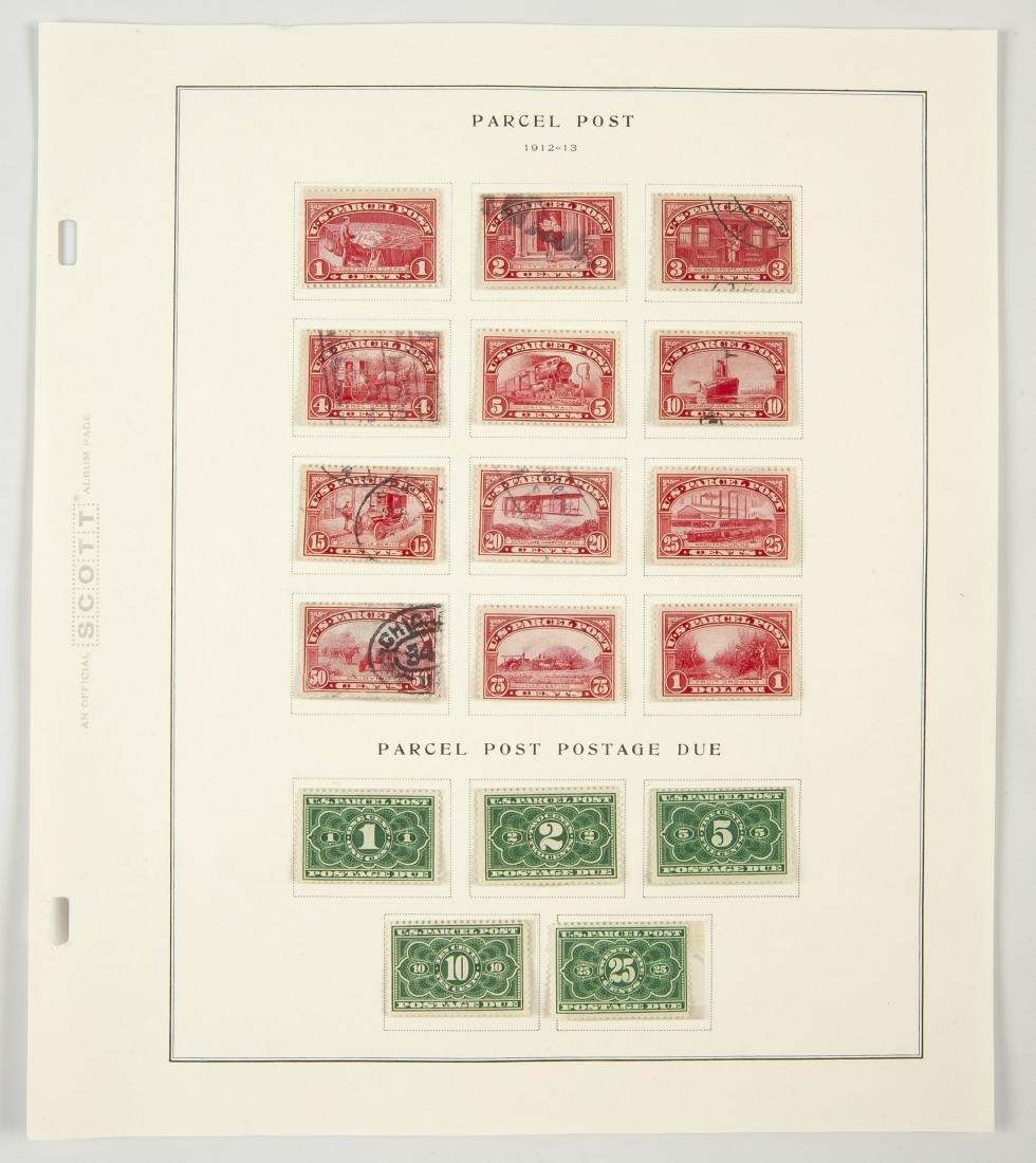17 U.S. Parcel Post & Postage Due 1912 -1913