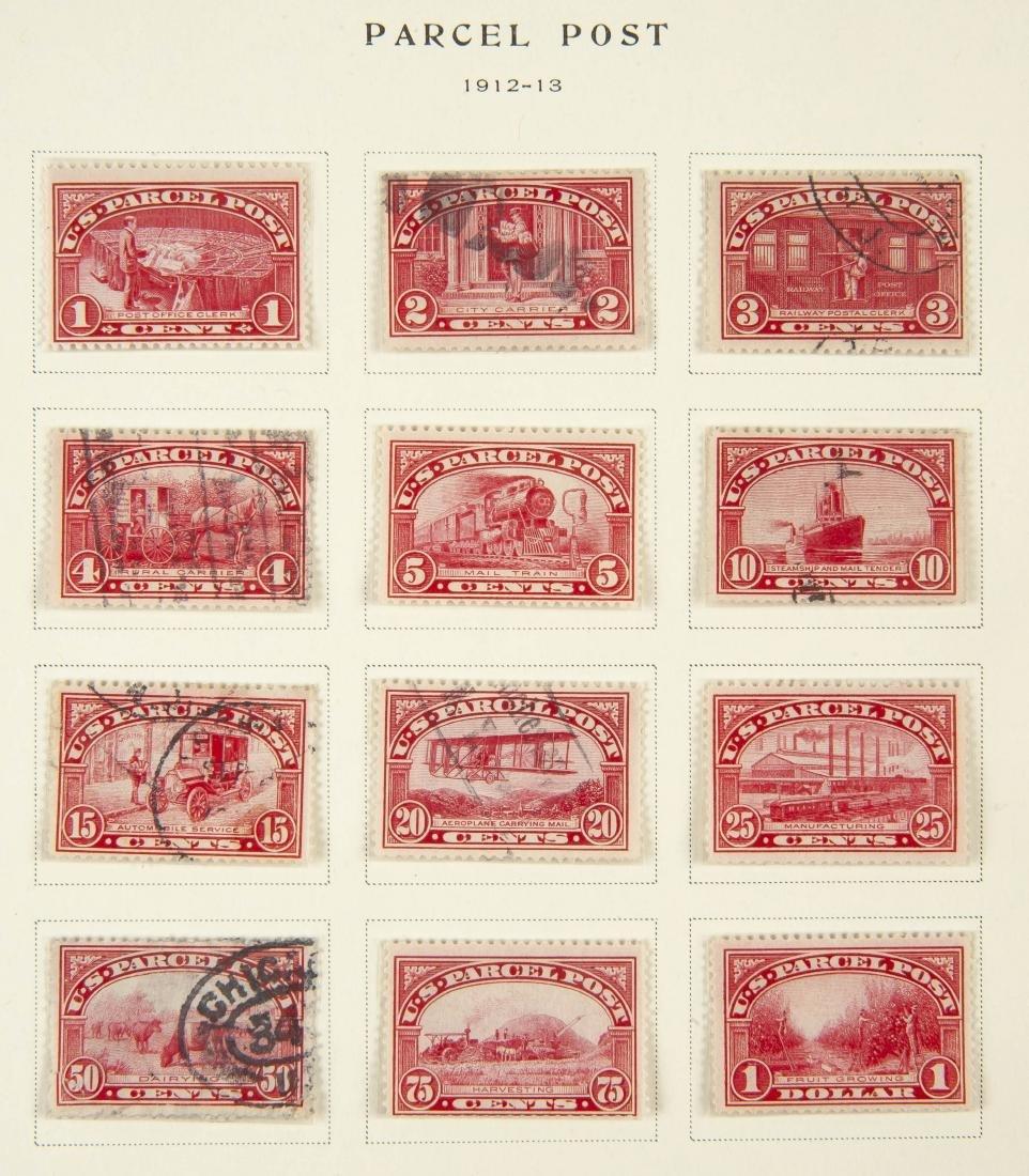 17 U.S. Parcel Post & Postage Due 1912 -1913 - 2