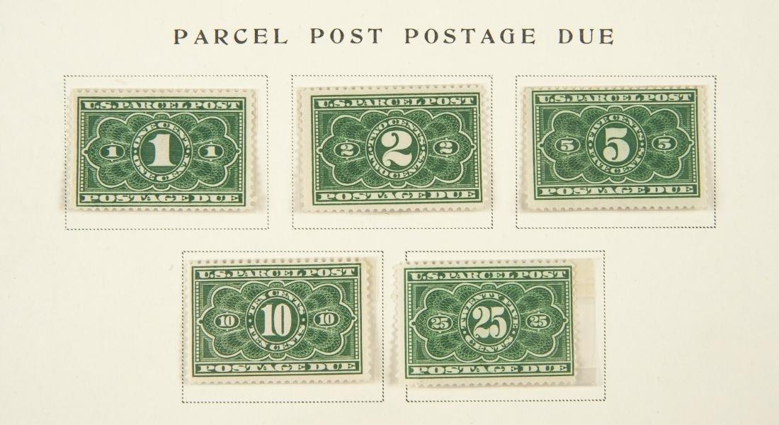 17 U.S. Parcel Post & Postage Due 1912 -1913 - 3