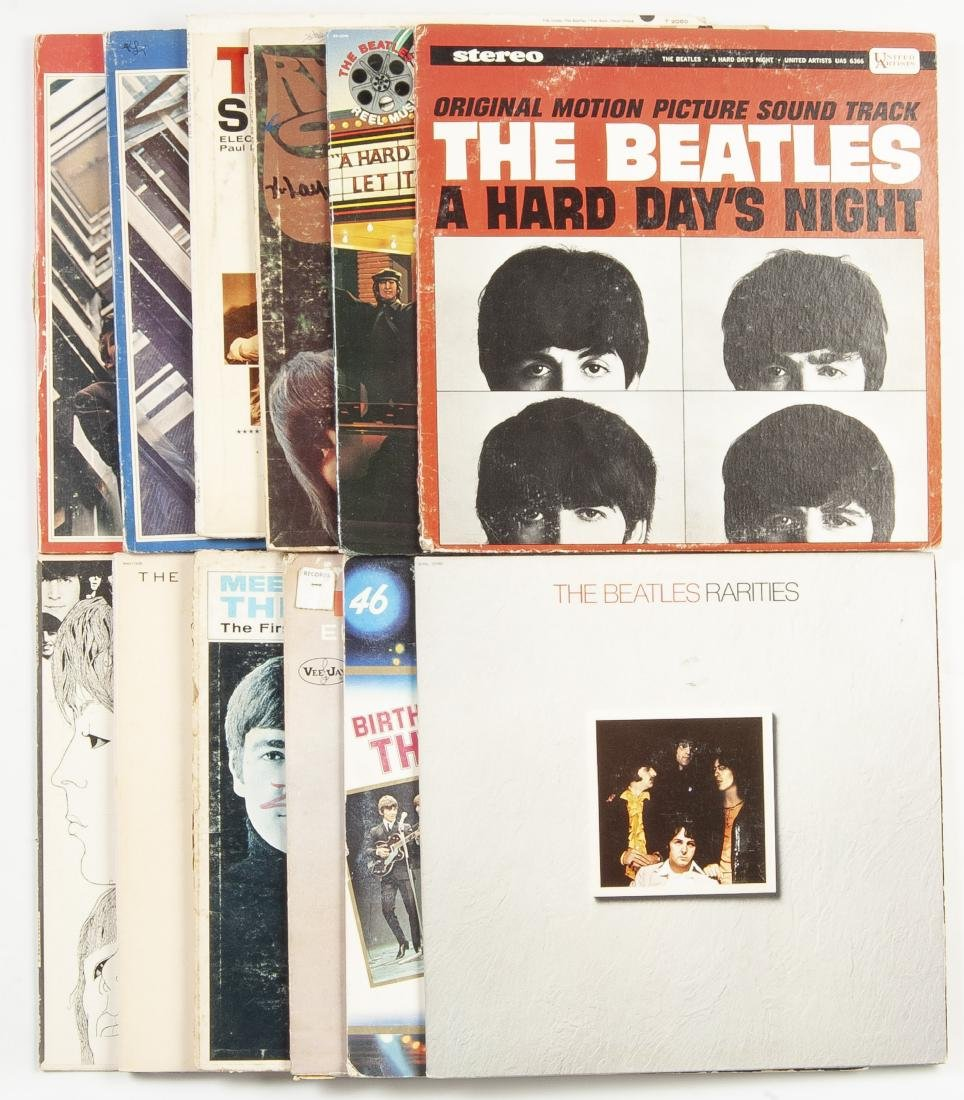 Collection of 35 Beatles' Albums - 3