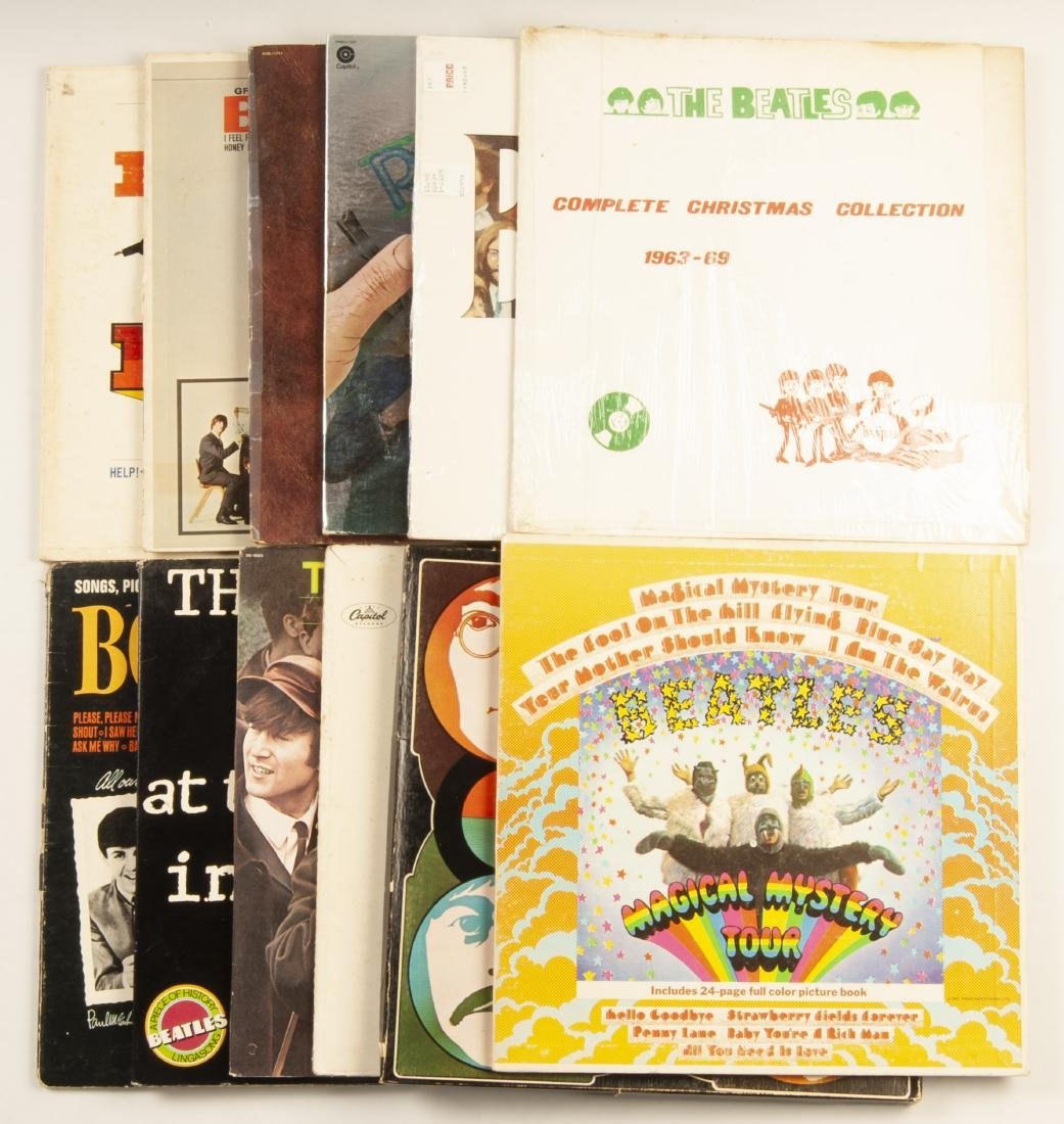Collection of 35 Beatles' Albums - 4