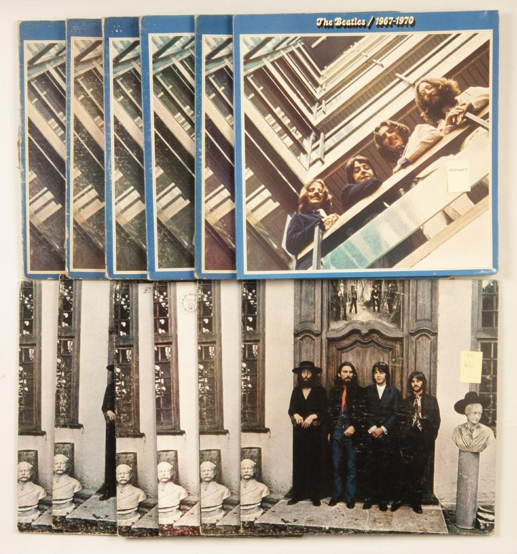 Group of 37 Beatles Albums - 3
