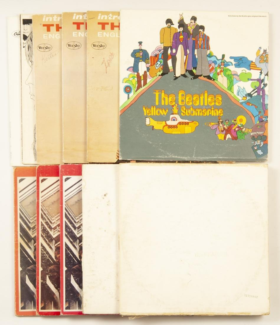 Group of 37 Beatles Albums - 4