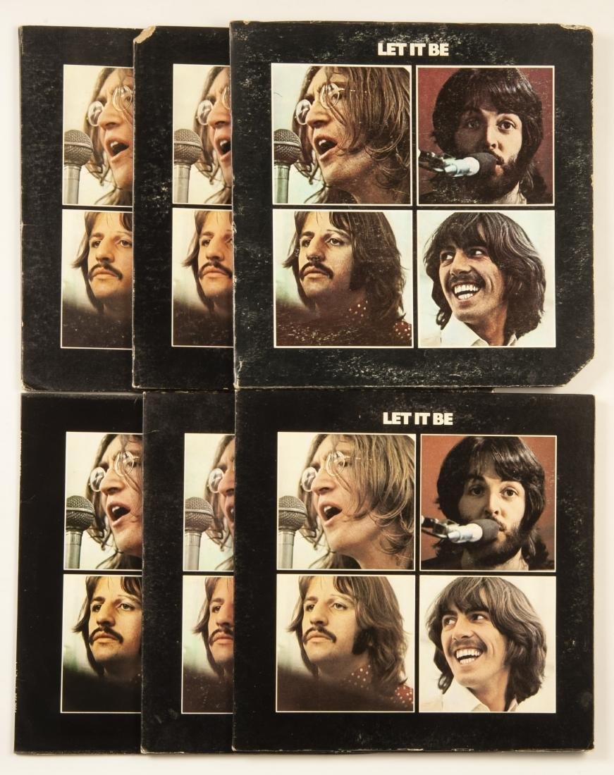 Group of 37 Beatles Albums - 5