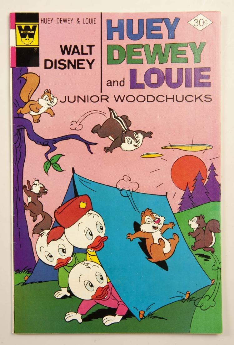 Huey, Dewey & Louie Comics & Orig Cover Art - 3