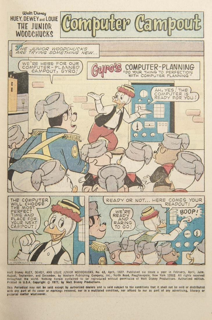 Huey, Dewey & Louie Comics & Orig Cover Art - 4