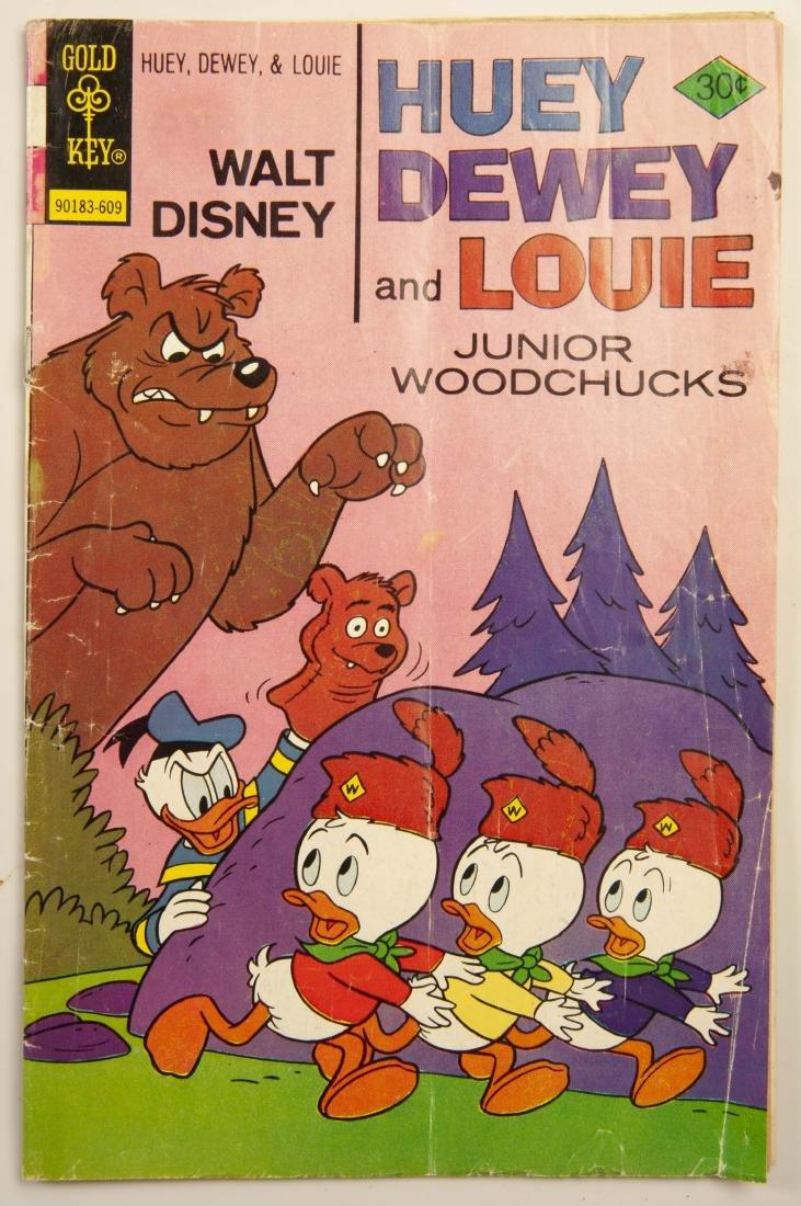 Huey, Dewey & Louie Comics & Orig Cover Art - 5