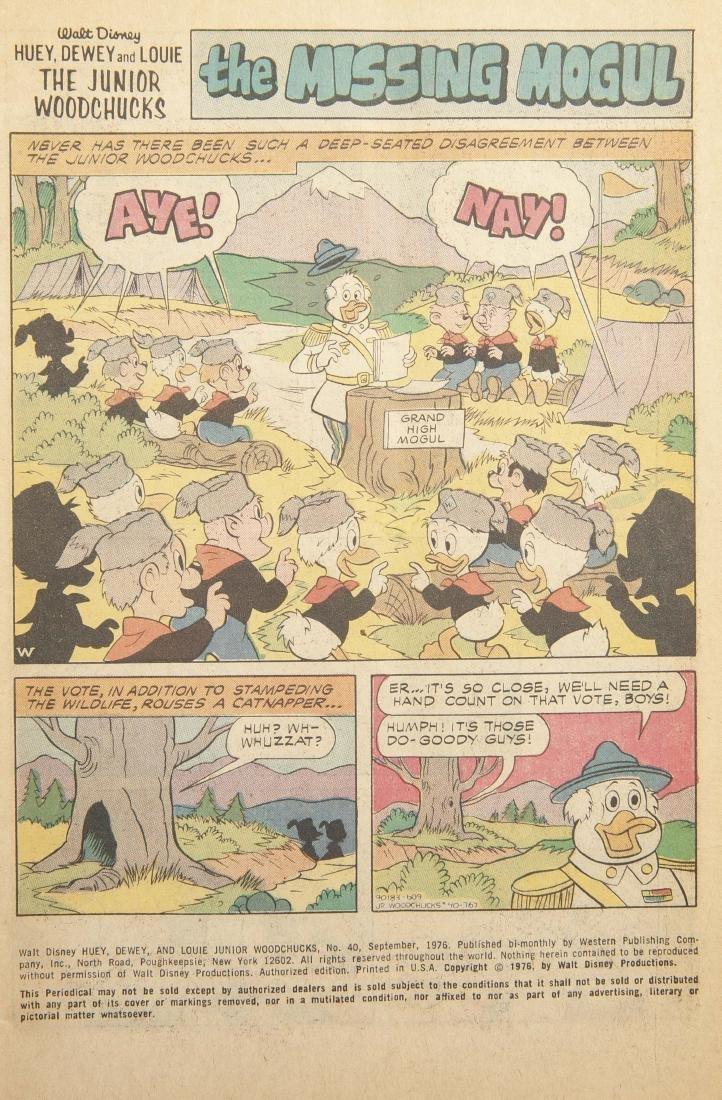 Huey, Dewey & Louie Comics & Orig Cover Art - 6