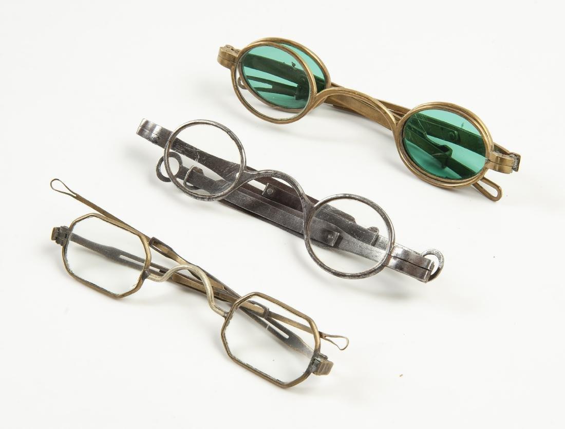3 Pairs of Eyeglasses